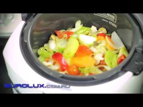 Как приготовить голубцы из капусты с фаршем в мультиварке oursson