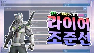 [오버워치] '라이어' 조준선 리뷰 #18