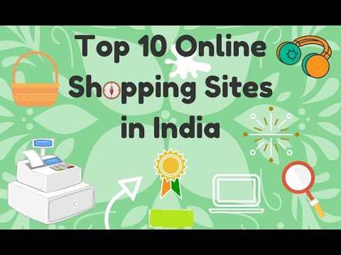 Best online shopping sites in India |Top 10