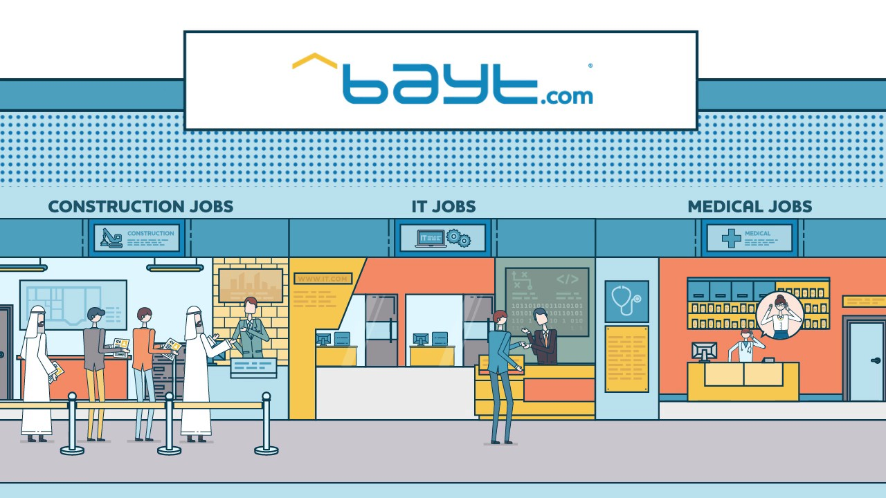 The Middle East's Leading Job Site - Bayt com