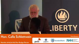 Namibia 2019/20 Mid-Year Budget Review