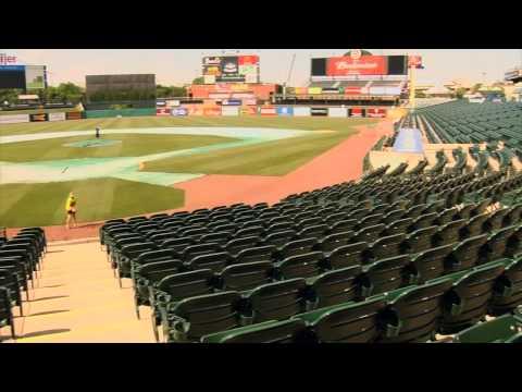 Road Trippin' Louisville Slugger Field