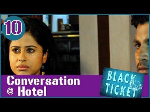 Black Ticket To Hell Movie Clip 10   Conversation @ Hotel