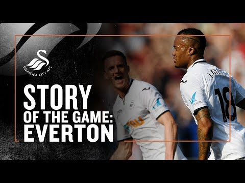 Story of the Game: Swansea 1 - 1 Everton | Ayew back with a bang 💥⚽️