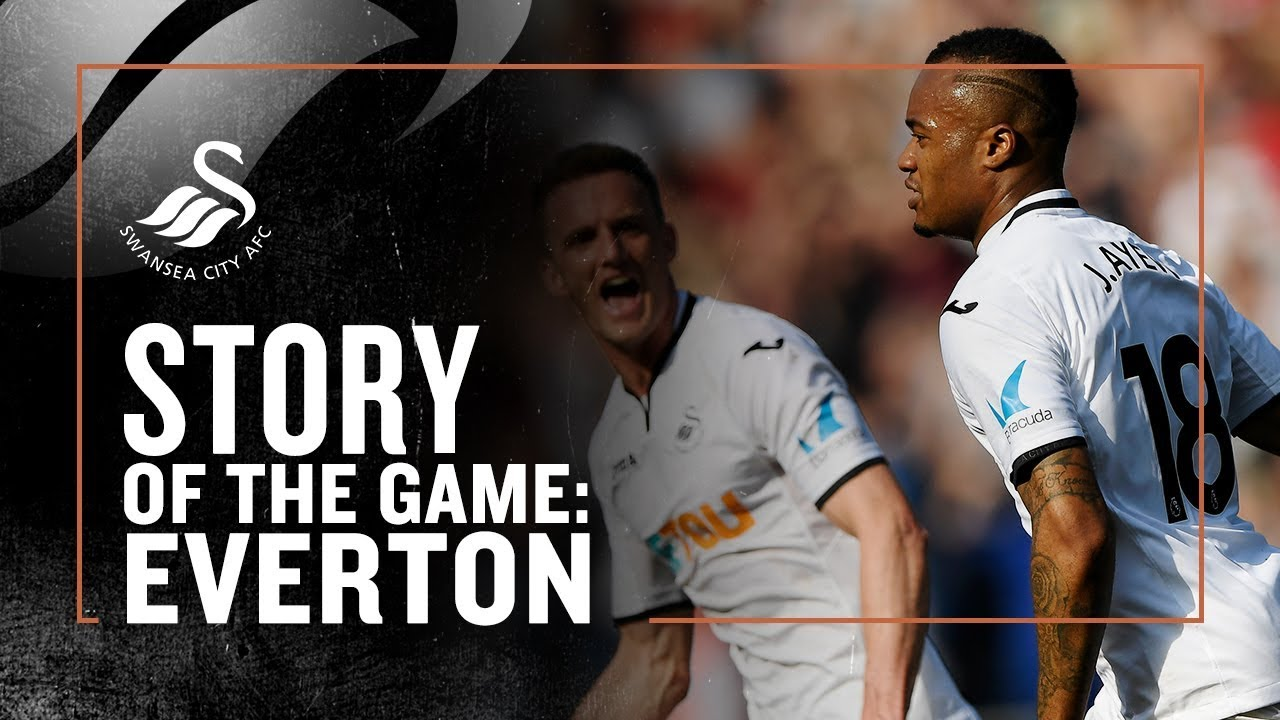Story of the Game: Swansea 1 - 1 Everton   Ayew back with ...