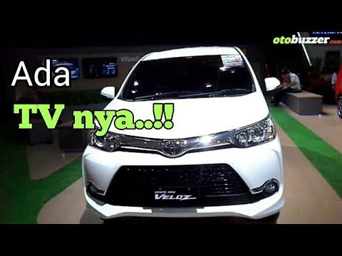 Harga Grand New Avanza Veloz 2018 E Vs G Toyota 1 5 Ada Tv Nya Youtube