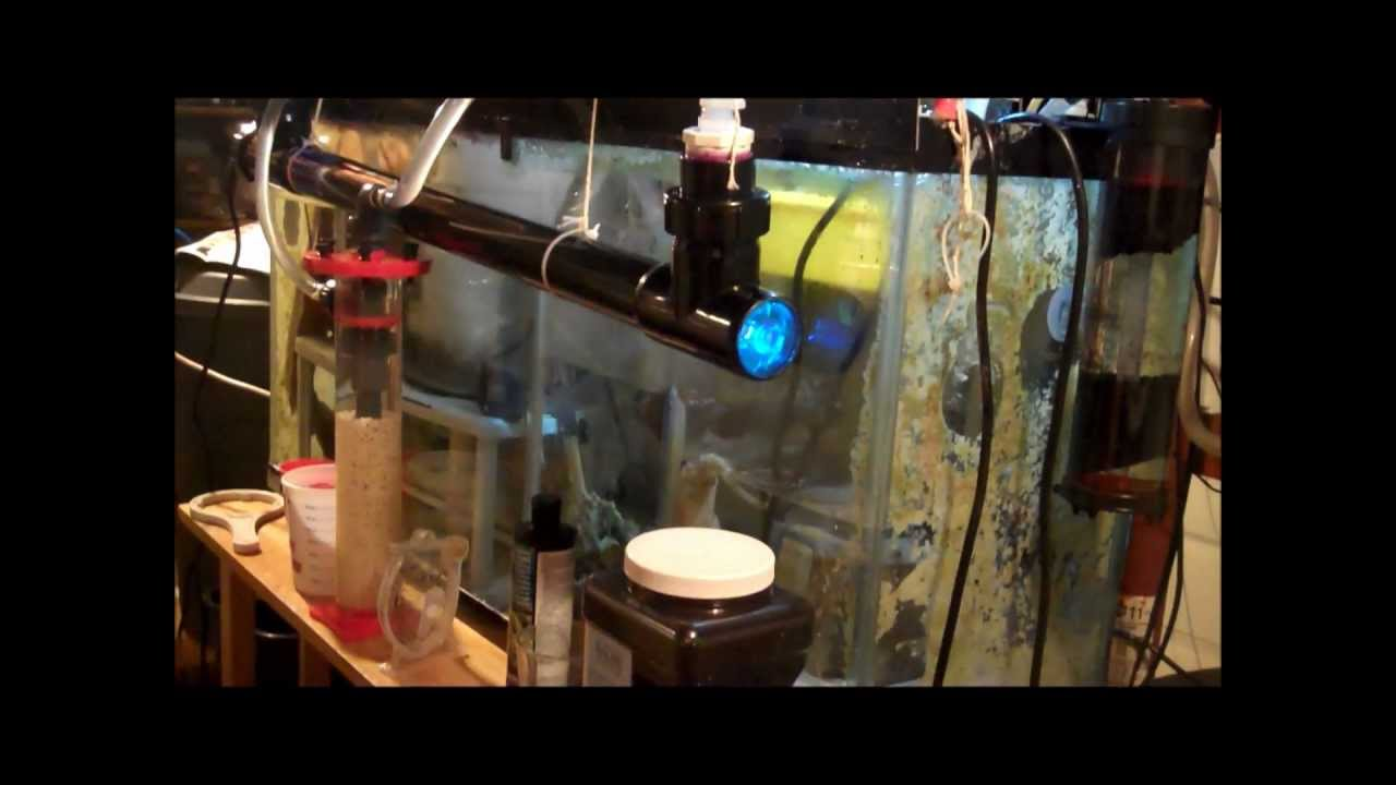 Aqua uv 57 watt classic uv clarifier / sterilizer 6,500 gallon.