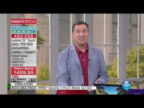 HSN | Lenovo Electronics 04.28.2017 - 03 PM