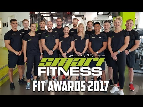 Personal Training in Dubai: Smart Fitness - Fit Awards 2017