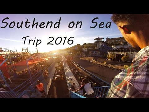 Southend on Sea Trip 2016 | GoPro Hero