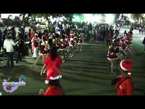 Santa Claus Christmas Parade, Nov 25 2012