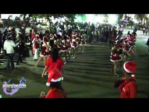 Santa Claus Christmas Parade, Nov 25 2012
