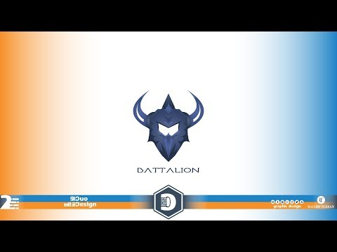 logo design tutorial-Batallion- thumbnail