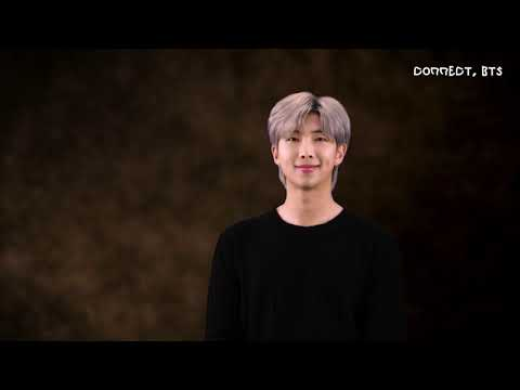 [CONNECT, BTS] Secret Docents of 'Green, Yellow and Pink' by RM @ Seoul