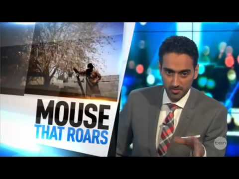 Waleed Aly for The Project: ISIL Is Weak
