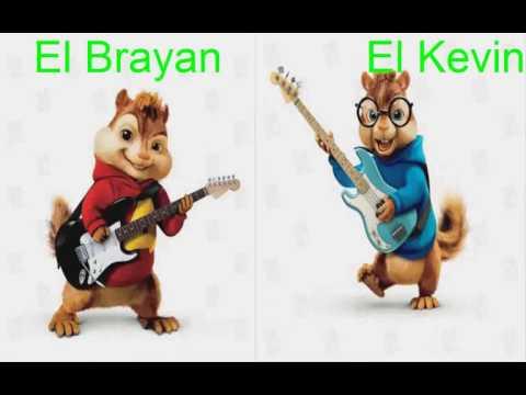 (Mas calzones) -Alvin y las ardillas