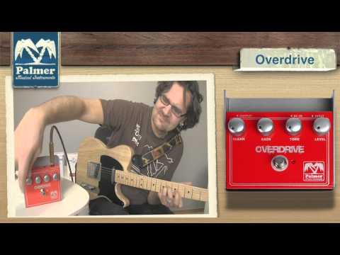Palmer Overdrive sound test