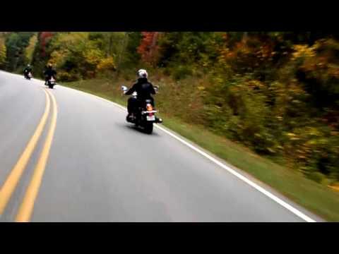 MCN Test: 2009 Yamaha XVS950 Midnight Star first ride