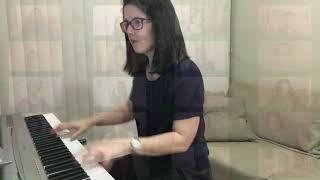 Coro Haydéa Moraes - Salmo 100 - E. Butler (online)