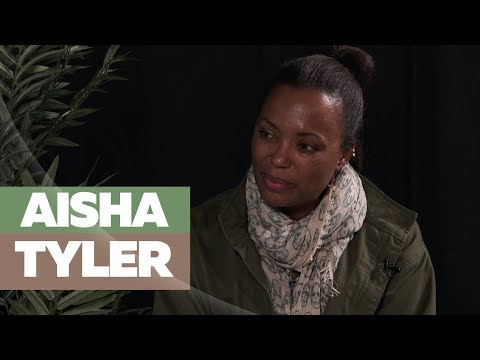 Aisha Tyler Dishes on Why She Left