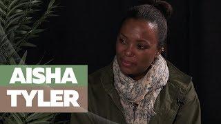 Aisha Tyler Dishes on Why She Left