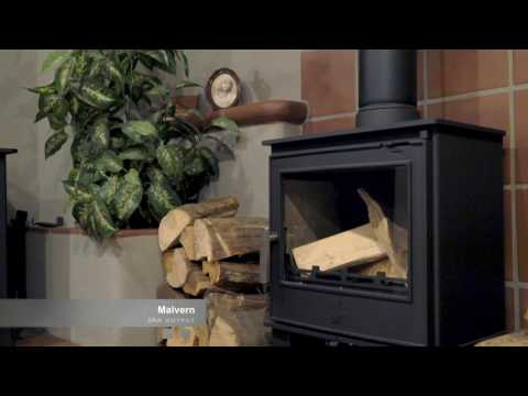ACR Stoves Malvern 5kw & Hopwood 6kw Multifuel Stoves