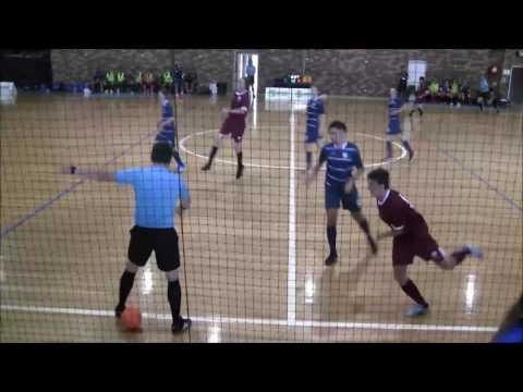2017-01-04 Futsal Nationals - Victoria vs QLD U19