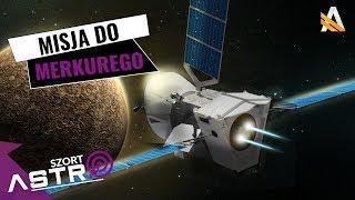 Sonda BepiColombo odkryje tajemnice Merkurego - AstroSzort