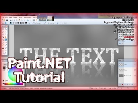 Paint Net How To Rotate Something