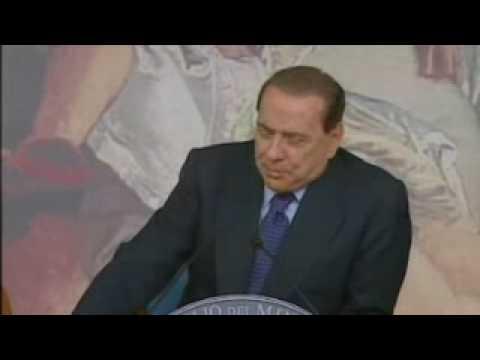 Lapsus Berlusconi confessa di aver pagato i giudici