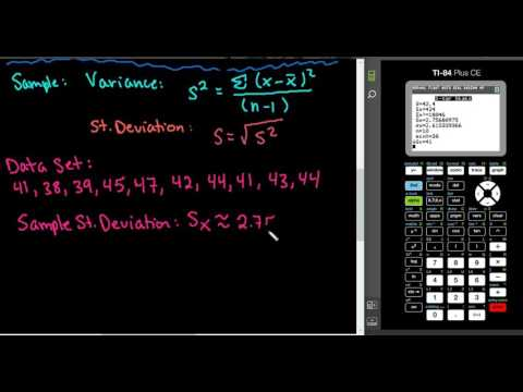 how-to-find-variance-and-standard-deviation-with-the-ti-84