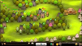 PixelJunk Monsters: Ultimate Gameplay (PC HD)
