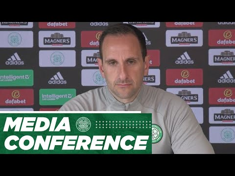 Full Celtic Media Conference: John Kennedy (08/04/21)