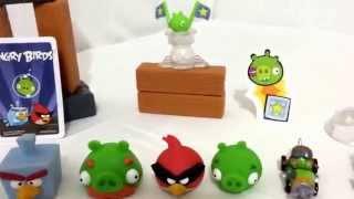 Custom Angry Birds Animation: The Uber Pig 2014