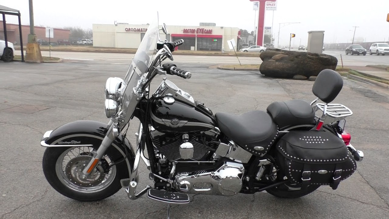 083363 2003    Harley       Davidson       Heritage       Softail    Classic 100TH Anniversary  Used motorcycles for