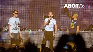 "#ABGT100: Above & Beyond play Sunny Lax ""Daenerys"" Live from Madison Square Garden, New York Resimi"