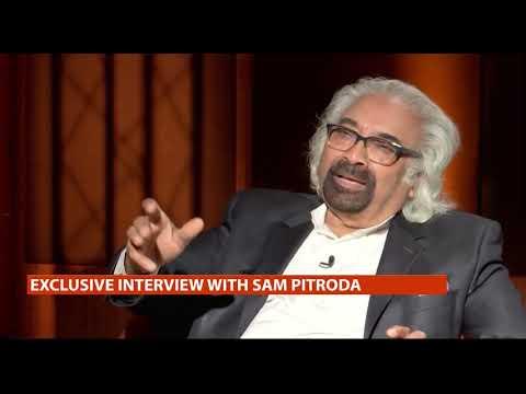UpFront With Karan Thapar, April 22 | Interview With Sam Pitroda
