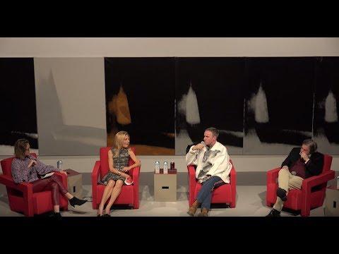 DiaTalks - Sandra Brant, George Condo, and Raf Simons on Andy Warhol