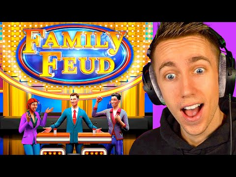 Can Twitch Chat Help Me Win On Family Feud?