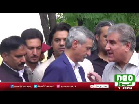 Imran Khan Join Jym For Islamabad Dharna | Latest News