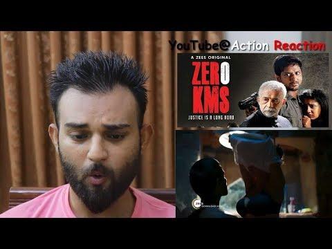 Pakistani Reaction | Zero KMS Trailer | Marathi | Web Series | Naseeruddin  Shah | ZEE5 Originals