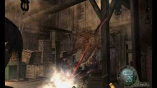 Resident  Evil 4 (GamePlay + Mp3) Killing Bitoris!!