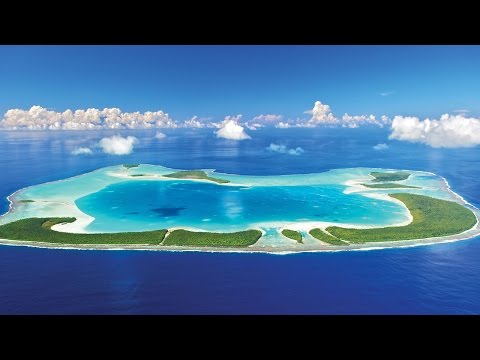 Atoll Paradise of Tetiaroa - French Polynesia
