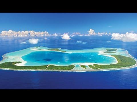 Atoll Paradise of Tetiaroa - French Polynesia