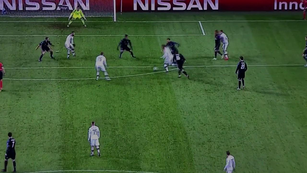 Download Vadis Odjidja Goal vs Real Madrid - Legia Warsaw vs Real Madrid 1:2 2016 Gol But Tor Goles Y Resumen