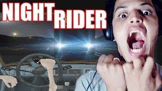 ACONTECEU UM ACIDENTE! - Night Rider Turbo