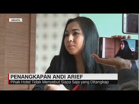Pihak Hotel Angkat Bicara Soal Penangkapan Andi Arief