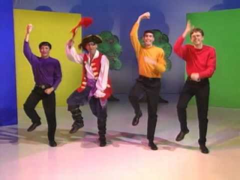 The Wiggles - Captain Feathersword (Wiggle Time - 1993)