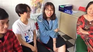 (Full ) Mùng 6 tết Cựu HS về thăm cô Thủy Tiên, Thầy Duy chúc tết các HS