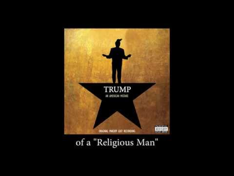 Donald Trump Alexander Hamilton Parody - Lyric Video